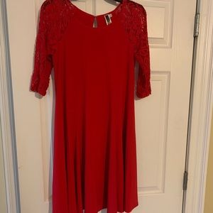 Julian Taylor Size 4 Business Appropriate Dress